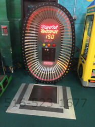 Coin Operated Jumping Jackpot Redemption Game