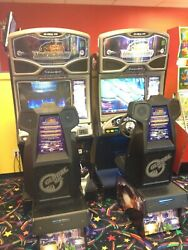 Coin Operated Underground Video Game Sit Down Single Game
