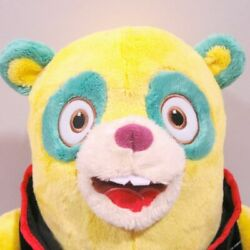 Disney Special Agent Oso Plush Toy Doll New