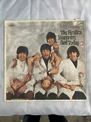 The Beatles Original 3rd State Mono Butcher Cover Peeled Yesterday And Today Lp