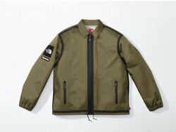 Supremeandreg/the Andreg Summit Series Outer Tape Seam Coaches Jacket Size Xl