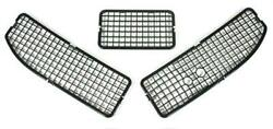 El Camino Cowl Screens, For Cars With Air Conditioning, 1968-1972 55-195232-1