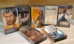 Lot Of 11 Vhs Tapes Movies