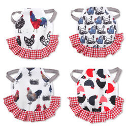 Comfortable Wings Hen Saddle Clothes Hens Pet Feather Protector Chicken Saddles