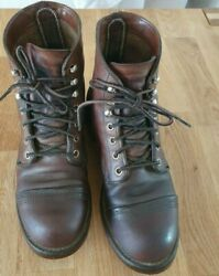 Red Wings Boots Stiefeln Gr.37 Bzw.usa Gr.5