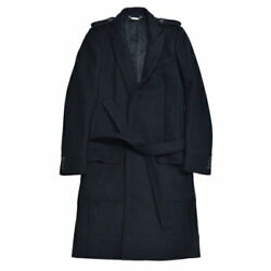 Christian Dior Homme Wool Long Coat R2-184680 Secondhand _43719