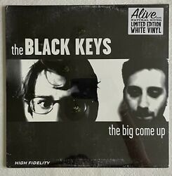 The Black Keys - The Big Come Up - Limited Edition 2002 White Vinyl - New