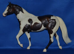 Breyer Pinto Western Stock Horse Stallion Only JCPenney Holiday 2010 JCP