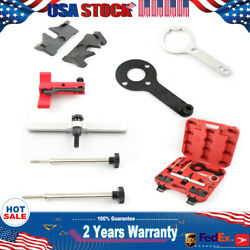 Car Timing Tool Kits W/ Chain Tensioner Camshaft Retainer Fit For Bmw N63 N74
