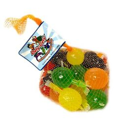 Tik Tok Dely Gely Fruit Jelly Challenge Candy Snack 25 Piece Bag - Free Shipping