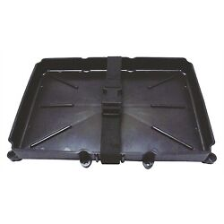 Boat Battery Tray With Hold Down Strap For Standard 29 And 31 Series 640036