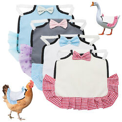 Saddle Print Clothes Pet Feather Protector Gardening supplies Chicken Saddles