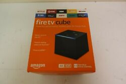 Fire Tv Cube Hands-free Alexa And 4k Ultra Hd And Alexa Voice Remote 2nd Gen 10-ob