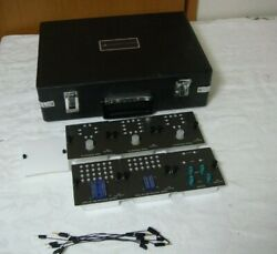 Agilent 16058a Accessories Kit Parts Lot Tested Working F/s