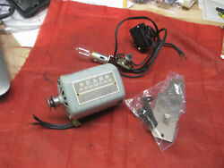 Kenmore 158.130 Sewing Machine Motor Light On/off Switch 5186