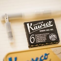 Kaweco Sport Frosted Small Fountain Pen Calligraphy Set