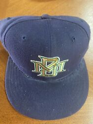 Vintage Milwaukee Brewers New Era 5950 Hat Cap Mlb On-field Fitted 7 3/8