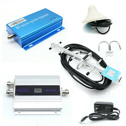 Gsm/cdma Cell Phone Signal Booster Amplifier Extender Repeater Home Signal Usa