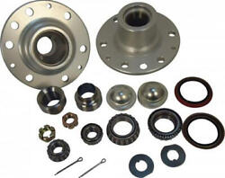 Chevy Tapered Roller Bearing Hub Conversion Kit, Reconditioned, 1955-1957
