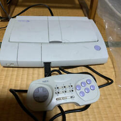 Pc Engine Duo-rx Console / Controller / Adapter / Cable / Games Set Pce