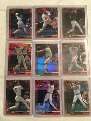 1999 Upper Deck Ud Ionix Cyber Complete Set Hobby Odds 153 Packs Rare Inserts