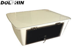 Dolphin Fishing Center Console Boat T Top Electronics Box