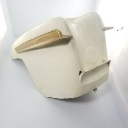 Mcculloch Outboard Engine Motor Cover Vtg Top 7.5 Hp 7 1/2 6 Hp Restoration Part