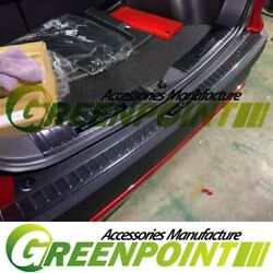 2021+ Corolla Cross Carbon Pattern Rear Door Trim2pcs Inside And Out