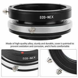 Newyi Eos‑nex Adapter Ring For Canon Ef/ef‑s Lens To For Sony Nex A7/a9 Series