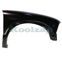 Chevy S10 Pickup Truck 4wd W/zr2 Package Front Fender Quarter Panel Right Side