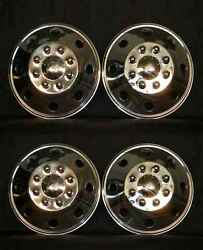 Chevy Truck 16 Wheel Covers Wheel Cover Wheelcover Hubcaps Hub Caps 2012 2011