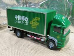 Jing Bang Diecast 60 China Post Truck Green Transport Scania Wind