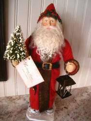 Bethany Lowe Vintage Style Santa Claussaint St Nicholas Candy Container Td4068