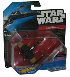 Star Wars Hot Wheels Poeand039s X-wing Fighter 2015 Starships Toy Vehicle