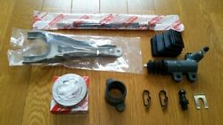 Ae86 Clutch Release Cylinder Fork Hose Bearing Other Genuine Levin Trueno