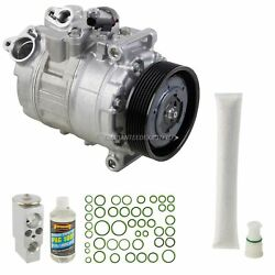 For Bmw Z4 Sdrive35i Sdrive35is 2009-15 Oem Ac Compressor W/ A/c Repair Kit Csw