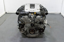 Jdm Used 07-08 Nissan 350z And Infiniti G35 Vq35hr 3.5l V6 Replacement Motor