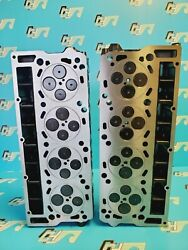 2 Ford 6.0 Turbo Diesel Cylinder Heads 20mm Cast 613 O-ring 06andup Reman No Core