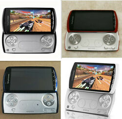 Sony Ericsson Play R800i Unlocked Gsm Wifi Android Game Smartphone