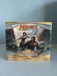 Scars Of Mirrodin Fat Pack Mtg Magic X 1 - Factory Sealed