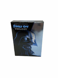 The Family Guy Star Wars Trilogy Blu-ray