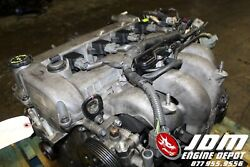 06 12 Mazda Cx7 2.3l Disi 4 Cyl Turbo Engine Only Jdm L3-vdt 20267176