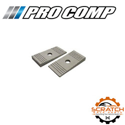Pro Comp Suspension 99-600b 2.5 Wide 5/8 Thick 6 Degree Shims 2