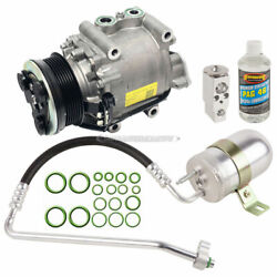 Oem Ac Compressor W/ A/c Repair Kit For Ford Five Hundred And Mercury Montego