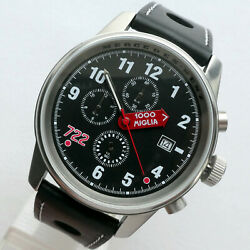 Mercedes Benz 1000 Mille Miglia Race 722 300 Slr Stirling Moss Chronograph Watch