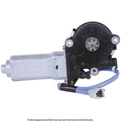 Cardone Front Right Power Window Motor For Honda Accord Prelude 1990-1996