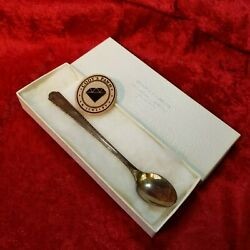Michael C Fina Fifth Ave Ny Sterling Silver Baby Spoon 5 5/8andrdquo Engraved Joshua