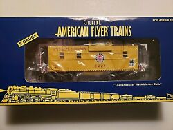 American Flyer 05 Duluth Missabe And Iron Range Extn Vision Caboose Nib Amf 48730