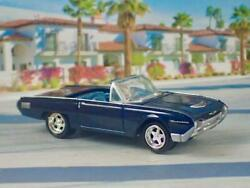 Retro Mod 1961 61 Ford Thunderbird V-8 Convertible 1/64 Scale Limited Edition G