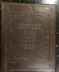 Lincoln Mint The History Of The Civil War Limited Edition 40 Silver Coins